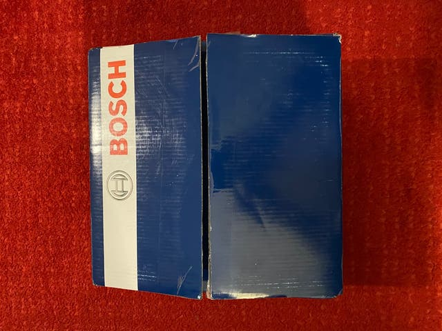 Bosch Brake disc ((Front)