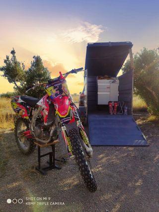Moto Honda Crf Cross Enduro
