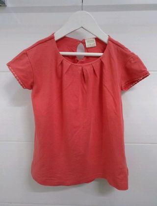 Camiseta niña Zara 8 años