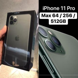 iPhone 11 Pro Max 512gb Space Grey Unlocked New