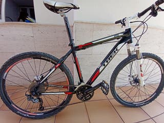 Bicicleta de montaña btt Trek
