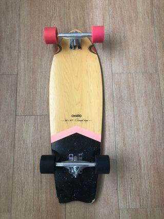 Longboard skate Fish Derby Oxelo