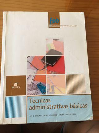 Libro de técnica administrativa basica