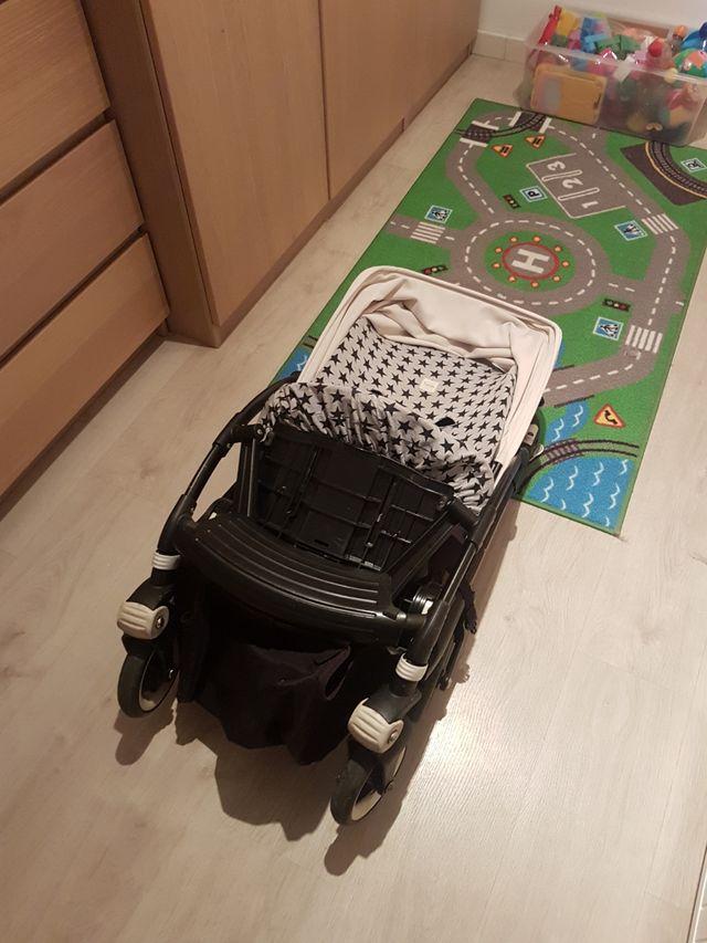 silla paseo bugaboo bee 3