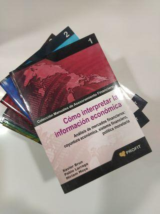 Colección Manuales de Asesoramiento Financiero