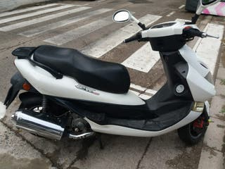 Moto Kymco Bet and Win