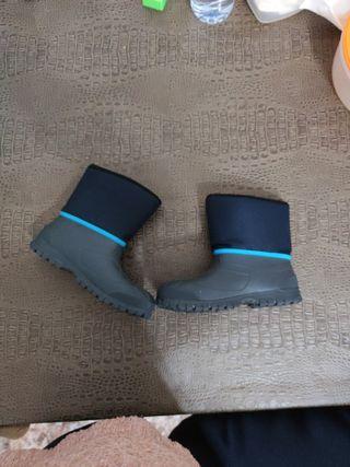 botas de nieve t.34-t.35