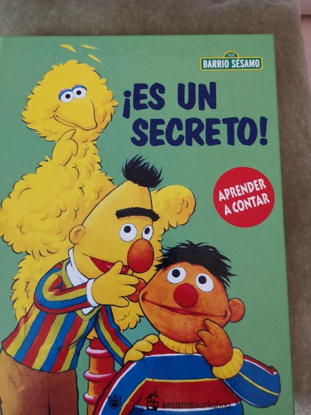 Libro De Barrio Sesamo Aprender A Contar De Segunda Mano Por 3 9 En Parets Del Vallès En Wallapop
