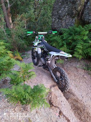 Pitbike 125cc Malcor XLZ 2020