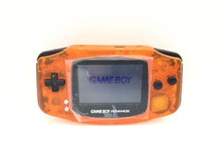 GAMEBOY ADVANCE PANTALLA RETROILUMINADA