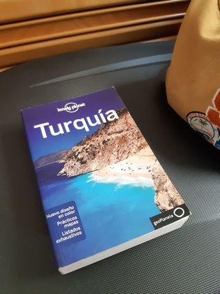 Guía Turquía - Lonely planet