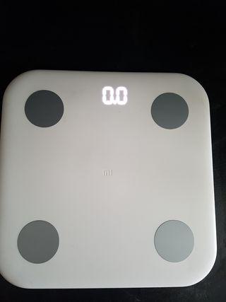báscula baño digital