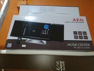 radio CD USB MP3 AEG