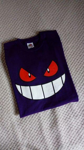 Camiseta de Gengar