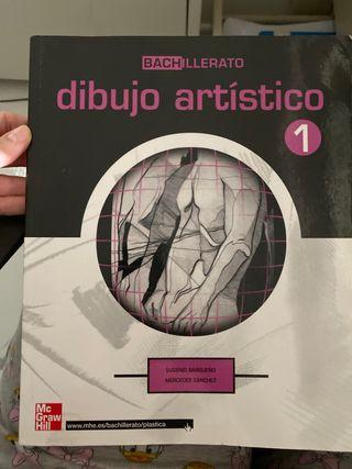 DIBUJO ARTISTICO -bachillerato artes