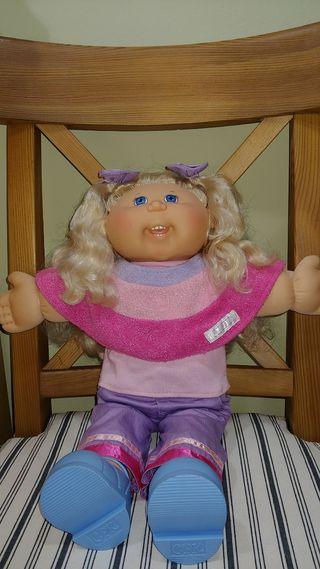 muñeca repollo o cabbage