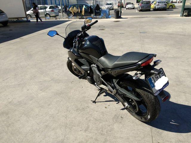Kawasaki ER6F. CAMBIO O VENDO
