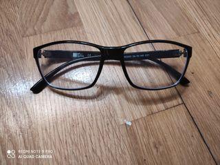 Gafas filtro luz azul para pantallas.