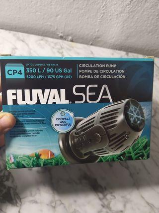 Bomba de agua Fluval Cp4 recirculación A ESTRENAR