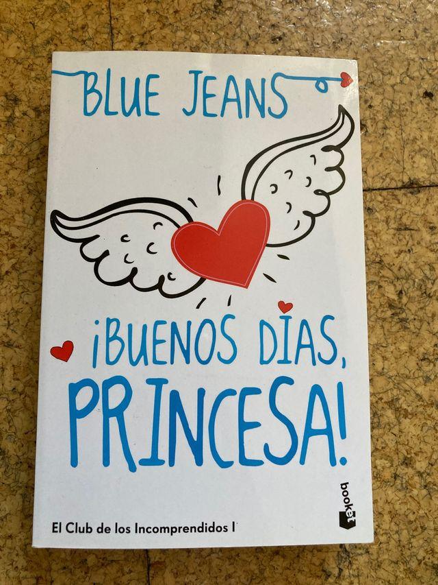 LIBRO: Buenos dias princesa