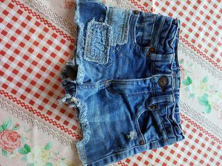 shorts Mango talla 4 como nuevos