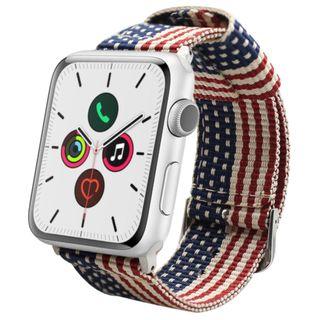 Pulsera Apple Watch 6-5-4... de la bandera EEUU