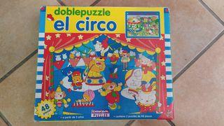 Puzzles y Pizarra