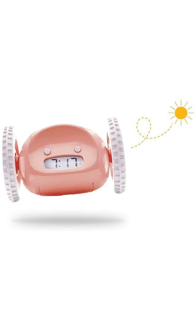 Clocky Alarm Clock on Wheels (Original)