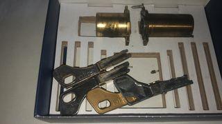 Bombin cilindro fichet