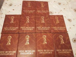 libros nuevo diccionario enciclopédico