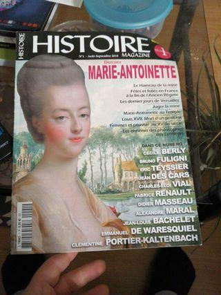 magazine histoire