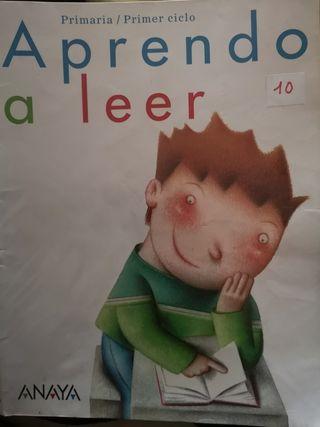 Aprendo a leer - Primaria Anaya