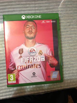 Fifa 20 - XBOX ONE perfecto