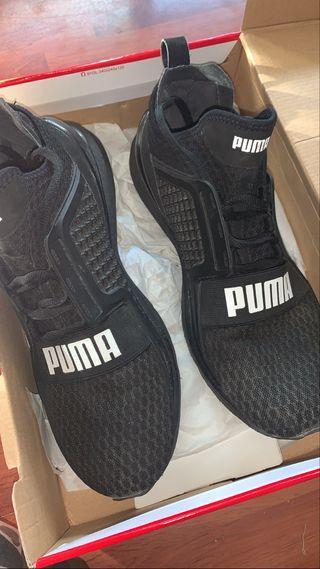 Puma Ignite Limitless negras