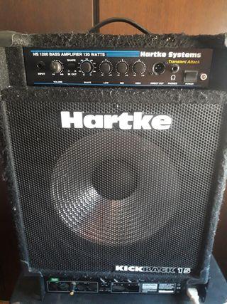 """Ampli de bajo Hartke HS1200 15"""""""