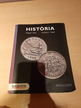 libro de historia 2 bachillerato