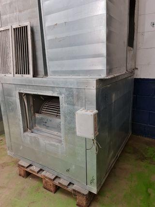 extractor de aire silencioso