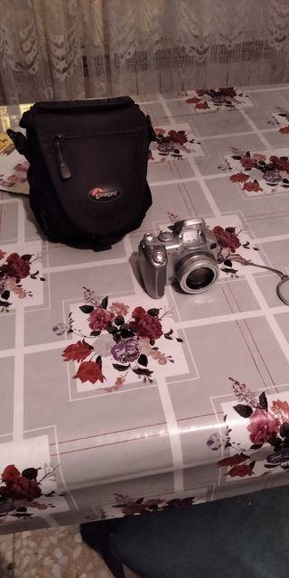cámara fotográfica y video