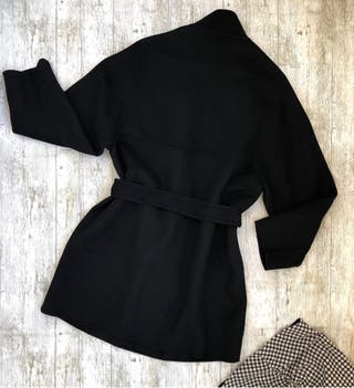 Abrigo Edición Limitada Lana Zara