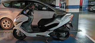 MOTO DAELIM S3
