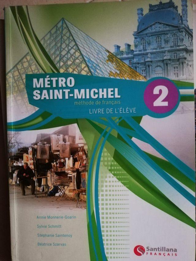 Libro 2 Bachillerato Francés