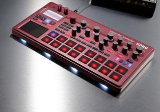 korg electribe sample 2 cambio aportando dif