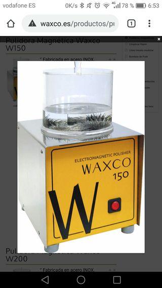 Pulidora Magnética Waxco W150