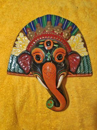 Máscara hindú Ganesha