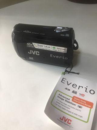 Cámara de video JVC