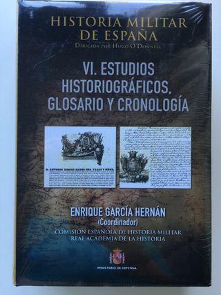 Historia militar de España. Tomo VI. NUEVO