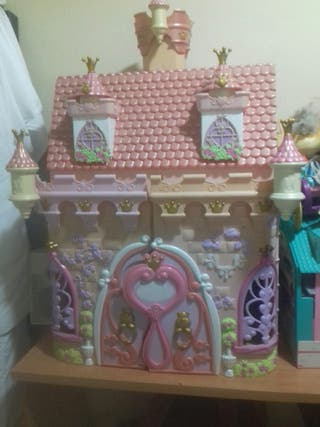 CASTILLO BABY BON O BARBIE