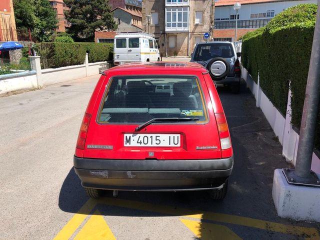 Renault R5 super5 gtl 1988