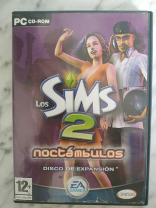 SIMS 2 Noctámbulos PC