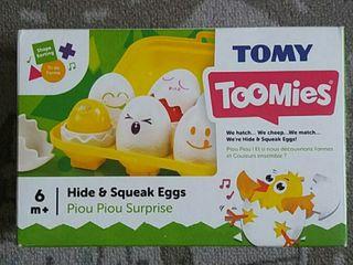 huevos Tomy Toomies
